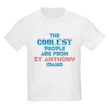Coolest: St Anthony, ID T-Shirt