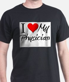 I Heart My Physician T-Shirt