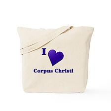 I Love Corpus Christi #18 Tote Bag