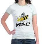 Bee Mine Jr. Ringer T-Shirt