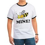 Bee Mine Ringer T