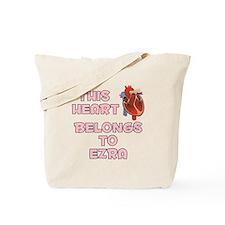 This Heart: Ezra (C) Tote Bag