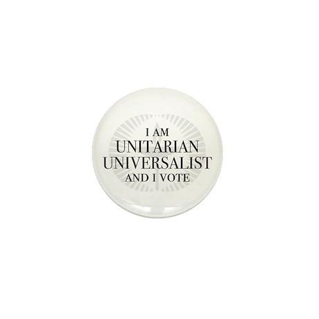 Voting UUs Mini Button (10 pack)