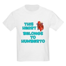This Heart: Humberto (B) T-Shirt