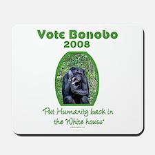 Elect Bonobo 2008 Mousepad