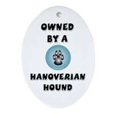 Owned by a Hanoverian Keepsake (Oval)