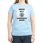 Owned by a Hanoverian Women's Pink T-Shirt