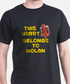 This Heart: Nolan (A) T-Shirt