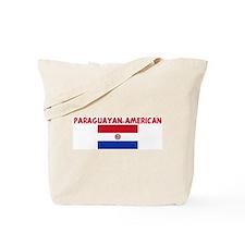PARAGUAYAN-AMERICAN Tote Bag