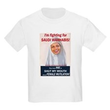 Condi Rice - Dhimmi for FGM T-Shirt