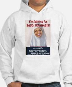 Condi Rice - Dhimmi for FGM Hoodie