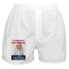 Condi Rice - Dhimmi for FGM Boxer Shorts