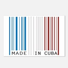 made in cuba Postcards (Package of 8)