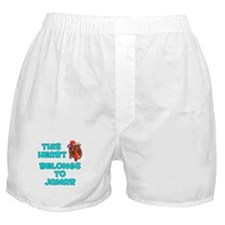 This Heart: Jamar (B) Boxer Shorts