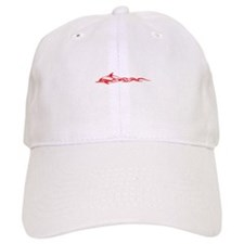 Dolphin Tribal Baseball Cap