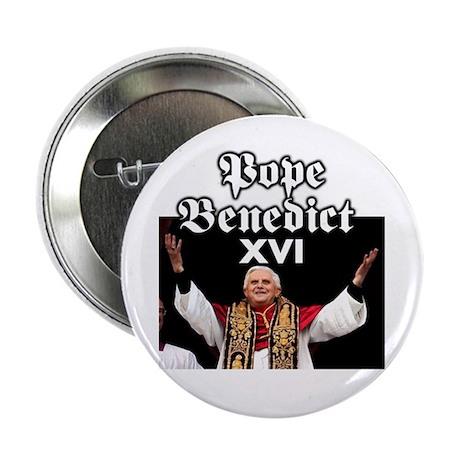 "Pope Benedict XVI 2.25"" Button (100 pack)"