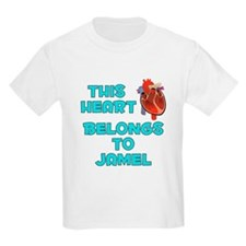 This Heart: Jamel (B) T-Shirt