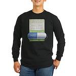 Fukitol Long Sleeve Dark T-Shirt
