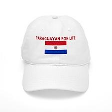 PARAGUAYAN FOR LIFE Baseball Cap