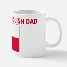 PROUD TO BE A POLISH DAD Mug