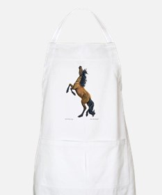Mustang ~ Horse ~ BBQ Apron