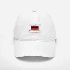 Gd Lkg Armenian Grandma Baseball Baseball Cap