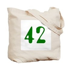 Hitchhiker Answer - 42 - Tote Bag
