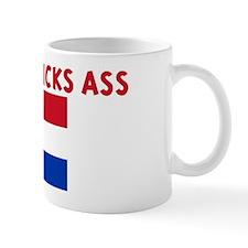 PARAGUAY KICKS ASS Mug
