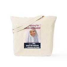 Condi Rice - Honor Killing Apologist Tote Bag