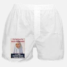 Condi Rice - Honor Killing Apologist Boxer Shorts