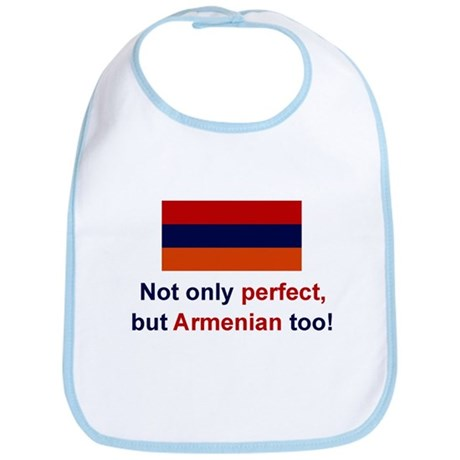 Perfect Armenian Bib