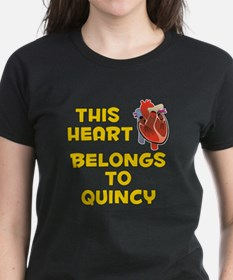 This Heart: Quincy (A) Tee