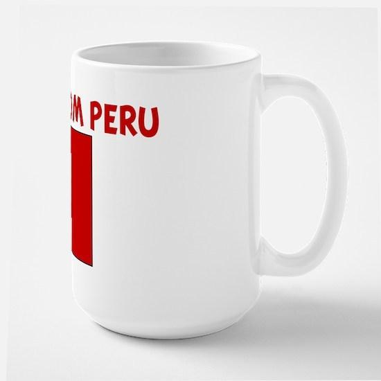 IMPORTED FROM PERU Large Mug