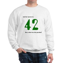 HH Guide - The answer is 42 - Sweatshirt