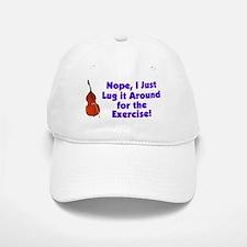 Do You Play Bass? Baseball Baseball Cap