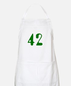 HH Guide - The answer is 42 - BBQ Apron