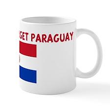 I WILL NEVER FORGET PARAGUAY Mug