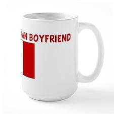 I LOVE MY PERUVIAN BOYFRIEND Mug