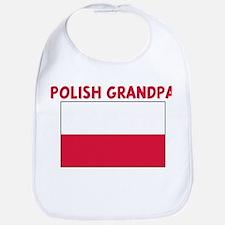 POLISH GRANDPA Bib