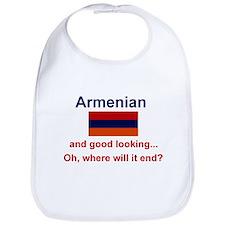 Good Looking Armenian Bib