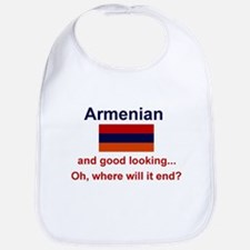 Good Looking Armenian Bib