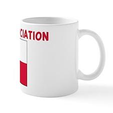 POLISH BY ASSOCIATION Mug