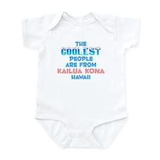 Coolest: Kailua Kona, HI Infant Bodysuit