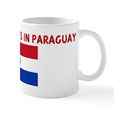 HALF MY HEART IS IN PARAGUAY Mug