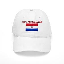 100 PERCENT PARAGUAYAN Baseball Cap