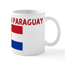 100 PERCENT MADE IN PARAGUAY Mug
