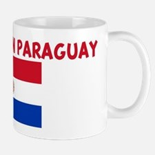 100 PERCENT MADE IN PARAGUAY Small Small Mug