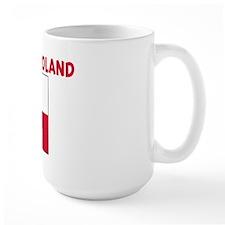 I WAS BORN IN POLAND Mug