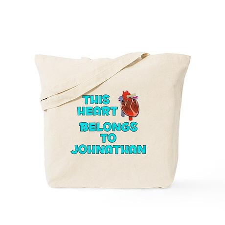This Heart: Johnathan (B) Tote Bag