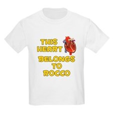 This Heart: Rocco (A) T-Shirt